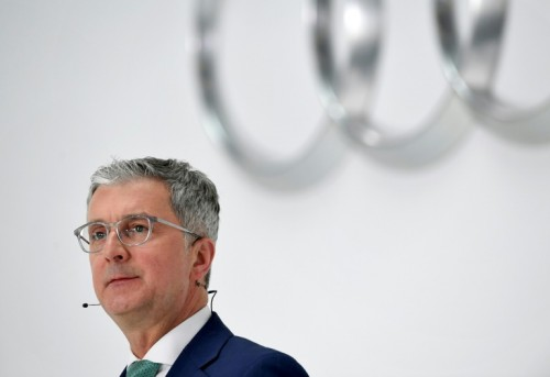 Stadler's arrest is the most high-profile yet in the dieselgate
