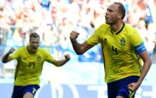Kapten Swedia Dinobatkan Sebagai <i>Man Of The Match</i>