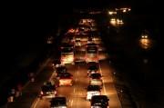 Tol Cikampek Arah Jakarta Diberlakukan Satu Arah