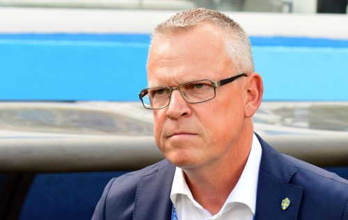 Janne Andersson (Foto: AFP/Martin Bernetti)