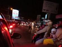 Jalur Sukabumi-Jakarta Lumpuh