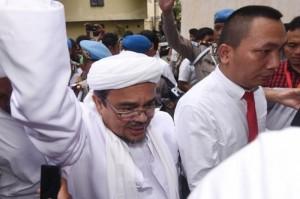 Taufiqul Hadi: Negara Tidak Kalah dari Rizieq Shihab