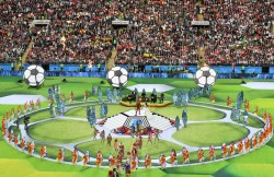 Sihir Kuliner di Piala Dunia