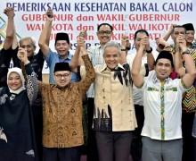 KPU Siapkan Debat Terakhir Pilgub Jateng