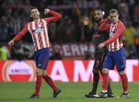Griezmann Perpanjang Kontrak di Atletico Madrid