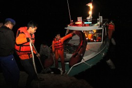Kapal Tenggelam di Danau Toba, 18 Penumpang Ditemukan Selamat