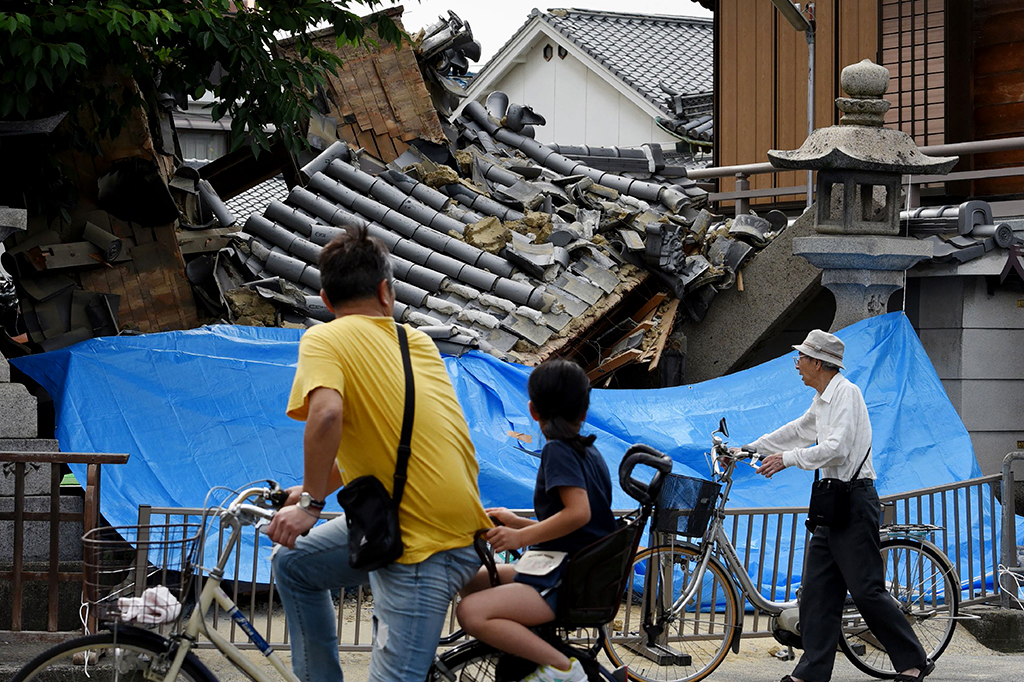 Korban Tewas Gempa Osaka Bertambah Jadi 4 Orang