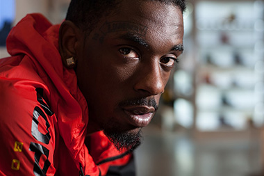 Jimmy Wopo (Foto: Stephanie Strasburg/Post-Gazette file photo)