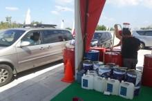 Pertamina Antisipasi Kebutuhan BBM saat Puncak Arus Balik
