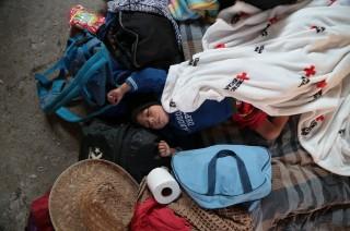 Ratusan Anak Terjebak di Fasilitas Patroli Perbatasan Texas