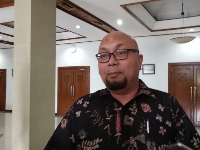 Komisioner KPU Ilham Saputra. Foto: Medcom.id/Siti Yona Hukmana.