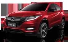 Honda HR-V Facelift Muncul di Thailand