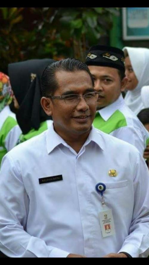Kepala Dinas Pendidikan dan Kebudayaan, Balikpapan, Muhaimin,