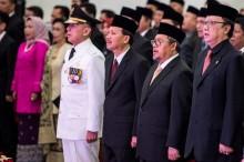 Penempatan Pati Polri/TNI Aktif di Jabatan Sipil Dibatasi