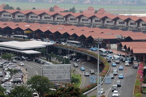 Bandara Soekarno Hatta, Tangerang, Banten. Foto: MI/Agus Mulyawan