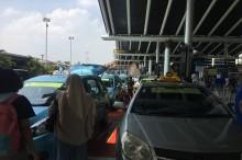 Taksi Konvensional Diincar di Bandara Soekarno-Hatta