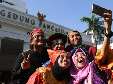 Inggris Permudah Pelajar Indonesia Buat Visa Tier 4