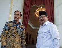 Gerindra Tunggu Nama Pendamping Jokowi