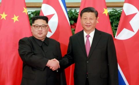 North Korea's Kim Visits China Following Trump Summit