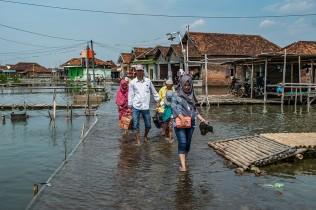 Waspada Banjir Rob di Wilayah Pantura Jateng