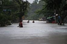 Banjir Terjang 10 Wilayah di Myanmar, 11 Tewas