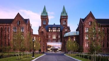 RSJ bersejarah jadi hotel mewah