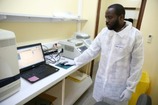 Ultra-Secure Lab in Gabon Equipped for Ebola Studies