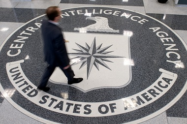 Kantor CIA di Langley, AS. (Foto: AFP)