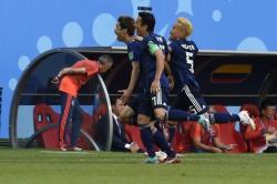 Unggul Jumlah Pemain, Jepang Sukses Bungkam Kolombia