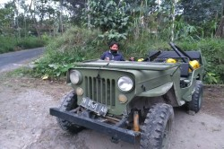 Jeep Tour Gunung Merapi Kecelakaan, Seorang Wisatawan Tewas