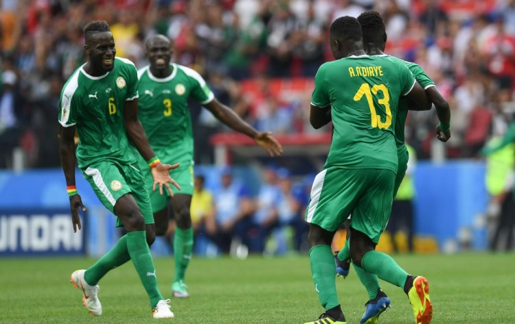 Lakukan Dua Kesalahan, Polandia Dipermalukan Senegal