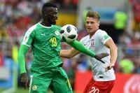 M'Baye Niang Jadi yang Terbaik di Laga Senegal vs Polandia