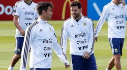 Dybala: Saya Bisa Dimainkan Bareng Messi