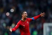 Pelatih Maroko: Kami tak Cukup Kuat Hentikan Ronaldo