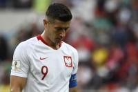 Lewandowski Akui Polandia Bermain Terlalu Kaku