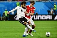Rusia Sempat Panik Saat Mohamed Salah Cetak Gol