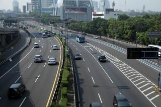 Tol Dalam Kota Masih Normal