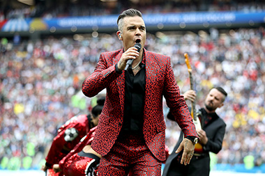 Robbie William (Foto: Time.com)