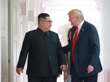 Amerika Serikat-Korea Utara
