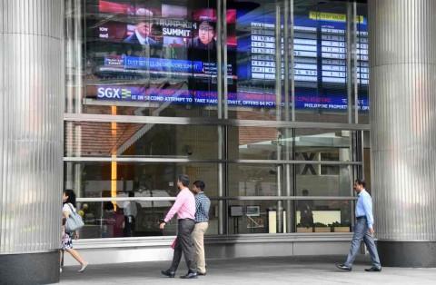 Bursa Asia Ambruk Akibat Perang Tarif