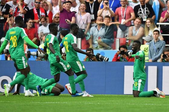 Senegal Tumbangkan Polandia 2-1