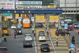 Sistem Satu Arah Diklaim Efektif Kurangi Kemacetan