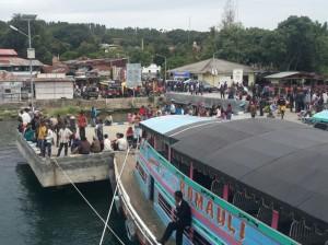 Menhub Desak Kapal Rakyat Jaga Faktor Keamanan Penumpang