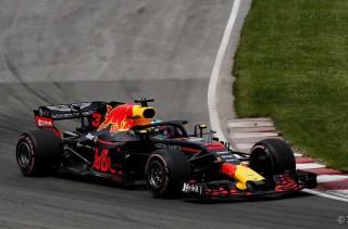 Red Bull Racing Pakai Honda di F1 2019