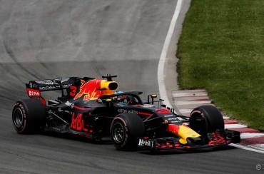 Red Bull Racing Pakai Honda di F1 2019