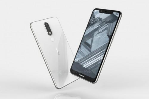 HMD Global akan meluncurkan versi lebih besar dari Nokia 5.1,