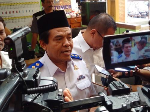 Direktur Jenderal Perhubungan Udara Kementerian Perhubungan Agus