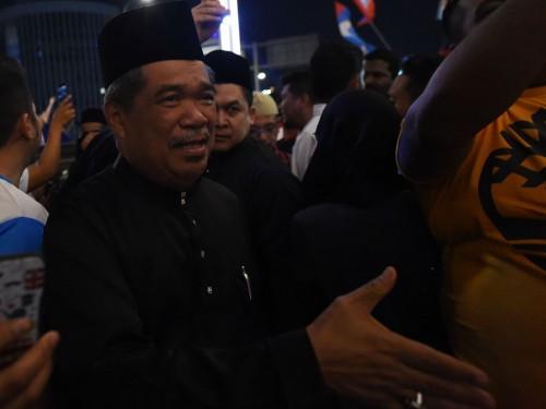 Menteri Pertahanan Malaysia Mohamad Sabu. (Foto: AFP).