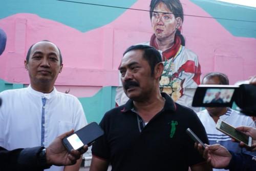 Wali Kota Surakarta F.X. Hadi Rudyatmo, MI/Widjajadi.