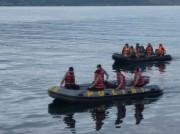 Kedalaman Danau Toba jadi Kendala Pencarian